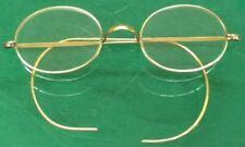 Antique Meritas Gold Filled Eyeglasses / Optical