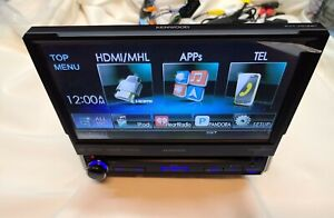 KENWOOD KVT-7012BT / FLIP OUT / ELECTRONIC SCREEN /  HDMI + MHL MIRRORING + BT