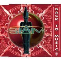 Slam Back to music (1994) [Maxi-CD]
