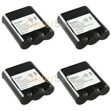 4x Rechargeable Home Phone Battery for Panasonic CPB-487 P-P511 ER-P511 HHR-P402
