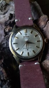 OMEGA CONSTELLATION GOLD & STEEL 2852 10SC CAL505