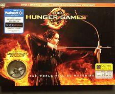 The Hunger Games (DVD+Digital+Mockingjay Pendant)