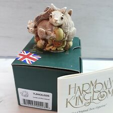 Harmony Kingdom Lords of the Leaves. Squirrel ornament figurine. Rare.