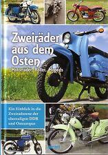 Book - Motorbikes Eastern Block MZ Jawa Ural Pannonia Cezeta  - Zweirader Osten