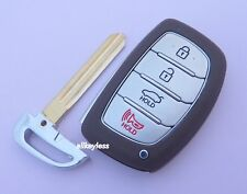 OEM HYUNDAI ELANTRA keyless entry smart remote fob 95440-3X520 +NEW KEY INSERT