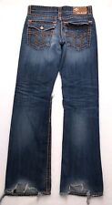 G253 Big Star PIONEER BOOTCUT VTG Collection Low Rise Jeans sz 32L Long (32x35)