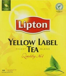 Lipton Yellow Label Black Tea 300 Bags