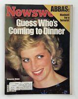 PRINCESS DIANA Newsweek Magazine October 28, 1985