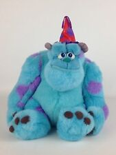 "Monsters Inc Sully Birthday Gram 14"" Plush Stuffed Animal Disney Store"