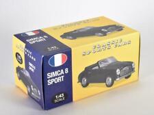 Simca 8 Sport Fertigmodell von Norev Maßstab 1:43 aus Die-Cast Metall