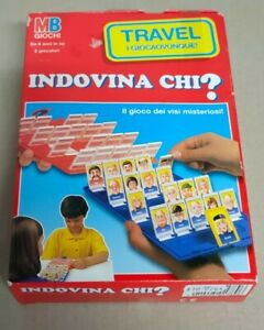 Indovina Chi Travel MB 1994 (leggere descrizione)