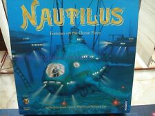 NAUTILUS GAME - NAUTILUS - 100% - UNDERWATER ADVENTURE - EXCELLENT ORDER - RARE