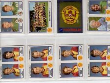 Panini Football 84 - Forbes & Mauchlen - Motherwell - No 496