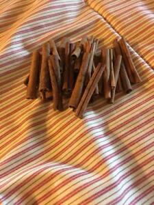 CINNAMON STICKS bulk botanicals 25+ peices 3""