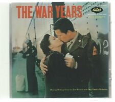 CD: EVE BOSWELL - The War Years  (Japanese import)