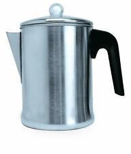 Stovetop Percolator Heavy Duty Stainless Steel Yosemite Coffee 9 Cup Perculator