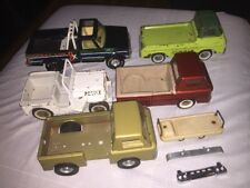 STRUCTO CHEVY CORVAIR Rampside Pickup Truck Tonka Police Jeep Nylint Pressed