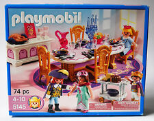 Playmobil 5145~Royal Banquet Dining Room for Princess Fantasy Castle Mansion NIB