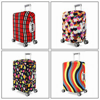 M ~ Elastic Luggage Suitcase Spandex Dust-proof Cover Protector For 22''