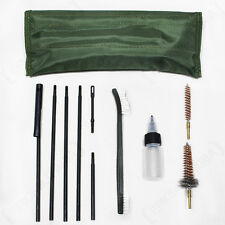 US M16/G36 5.56Cal. GUN Cleaning KIT - Rifle Cleaning Rod Brushes Oil Bottle