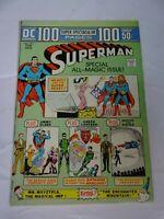 Superman Comics  #272 vtg comic DC comics Comic book