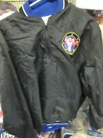 Pink Panther Wind Breaker Jacket Circa 1980s NHL Promotional DeLong Size XL