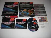 CONQUEST EARTH - First Encounter Pc Cd Rom Original BIG BOX - Fast Dispatch