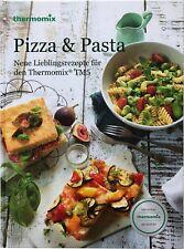 Kochbuch Vorwerk Thermomix  PIZZA & PASTA Buch Rezepte Italien TM5 sk24
