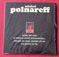 Michel Polnareff, le bal des laze,  CD single 4 titres
