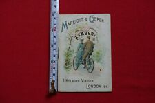 Vintage rare original bicycle, velo ancien, historische fahrrad catalog.