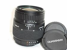 QUANTARAY AF 28-80mm D F 3.5-5.6 Lens for NIKON cameras Works good! SN2027352