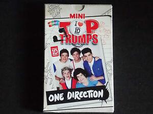 One Direction ID Mini Top Trumps