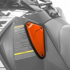 Arctic Cat Snowmobile Orange Tank Pads Knee Pads See Listing 4 Fitment 7639-415