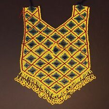 BellyDance ATS Costume Beaded NECKLACE Kuchi Tribe 811a10