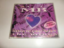 CD  Maggie Reilly - Listen to Your Heart (Remixe)