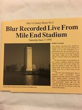 Blur - Country House cd 2 - CD Single