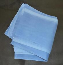 10kg Putzlappen Putztücher Reinigungstücher 100%reine Baumwolle Zuschnitt Blau
