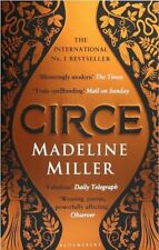 NEW Circe By Madeline Miller Paperback Free Shipping