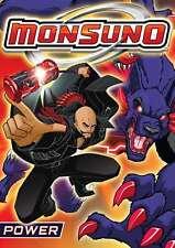 New: MONSUNO - Power DVD