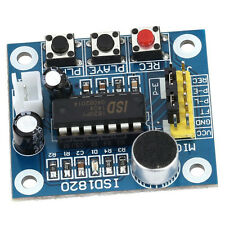 Sound Voice Recording Playback module with micro - sound audio eakers TS