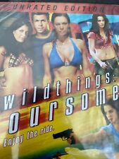 Wild Things: Foursome (DVD, 2010)