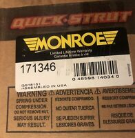 Suspension Strut and Coil Spring Assembly Front Monroe 171346