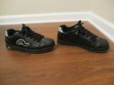 Classic Used Worn Size 9.5 Adio Skateboard Shoes Black & Gray
