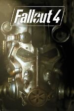 24x36 FALLOUT 4 POSTER NEW RELEASE STYLE rolled and shrink wrapped