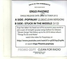 (DT24) Ergo Phizmiz, Popinjay - 2012 DJ CD