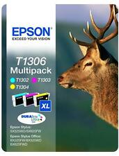 Genuine Epson T1306 ORIGINAL INK CARTRIDGE FOR EPSON PRINTER