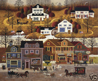 Charles Wysocki  Hawk River Hollow  22/150 CANVAS $650 Value