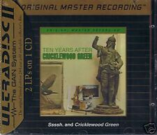 Ten Years After Ssssh/Cricklewood . MFSL Gold CD Neu OV