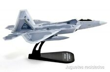F-22A RAPTOR HOLLOMAN AFB NEW MEXICO USA 1/100 PLANE DIECAST ITALERI