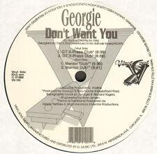 GEORGIE PORGIE - Don't Want Vyou - Vinyl Soul